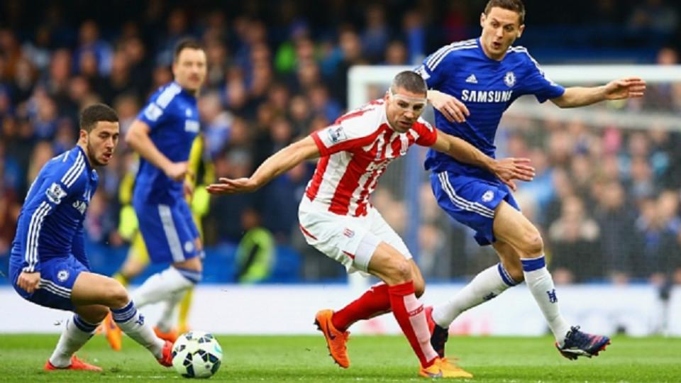 Stoke City Kontra Chelsea